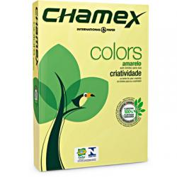 Papel Sulfite A4 Chamex Colors