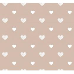 Tecido Karsten WallDecor Heart Blush 01